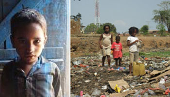Aid for Trash-Dump Children